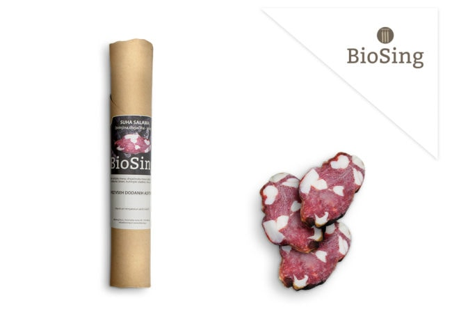 Jelenova salama Biosing skupek