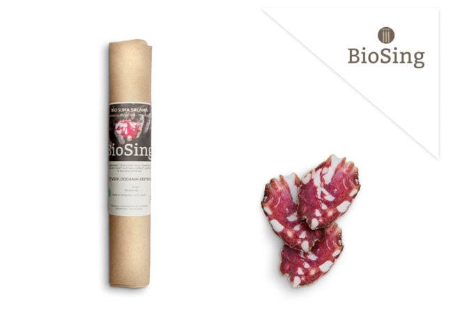 Medvedova salama Biosing skupek