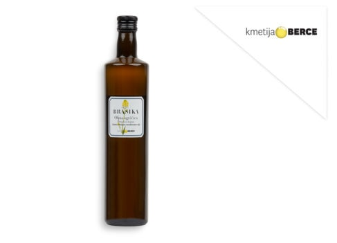 Olje oljne ogrscice Kmetija Berce skupek