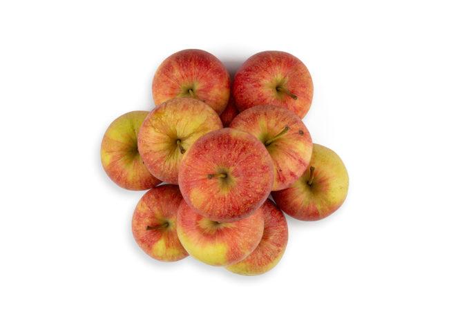 Ekološka jabolka topaz