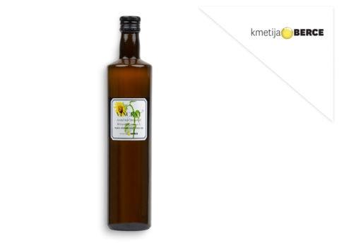Soncnicno olje Kmetija Berce skupek