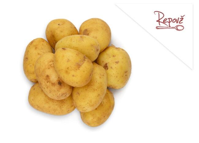Ekoloski krompir Repovz skupek