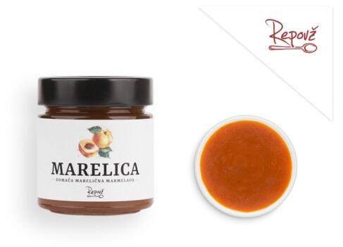 Marelicna marmelada Repovz skupek1