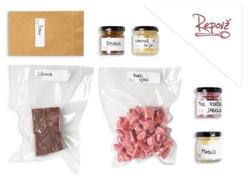 Gostilna Repovz predpripravljena hrana licnice sestavine naslovna