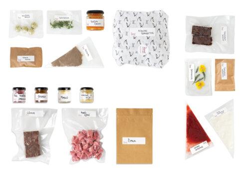 Predpripravljena hrana hodni meni licnice Repovz sestavine