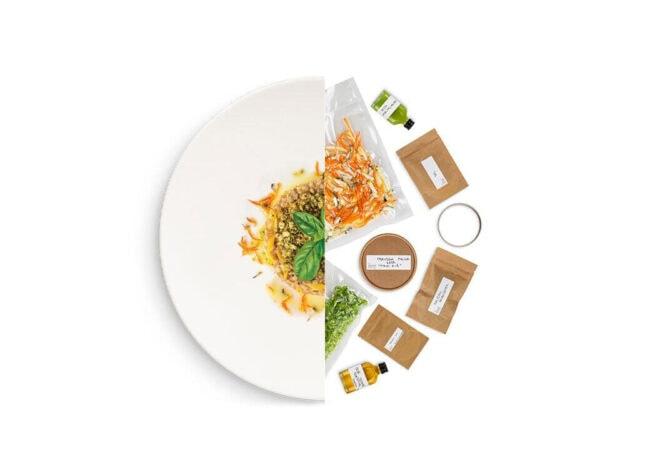 Predpripravljena hrana rizota Repovz 2