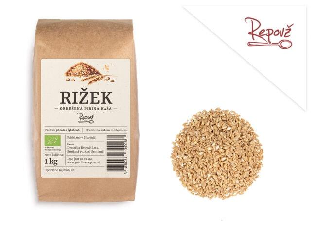 eko pirin riz pirina obrusena kasa Repovz skupek novo